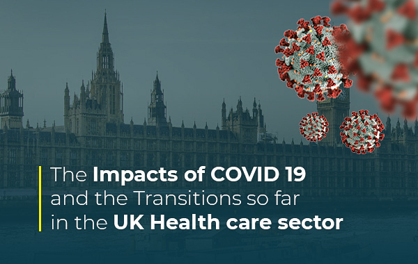 Impacts Of COVID 19 on UK's Healthcare Sector