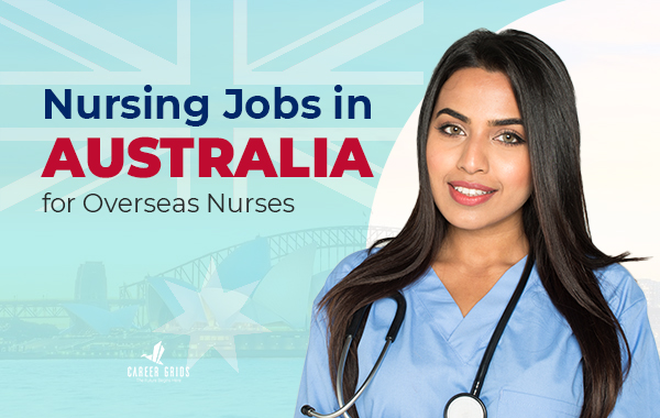 Nursing Jobs in Australia for Overseas Nurses
