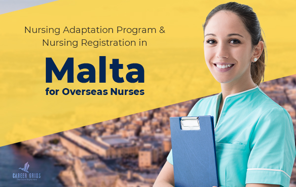 Nursing Adaptation Program & Nursing Registration in Malta for Overseas Nurses